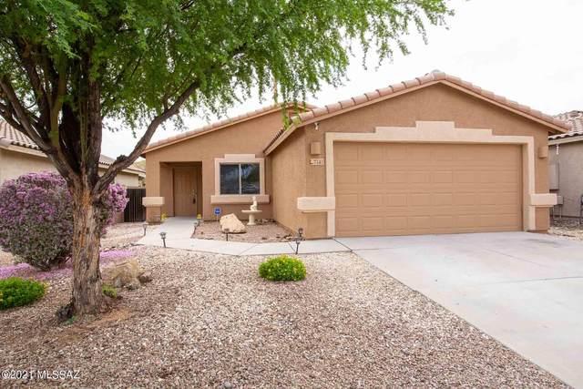 7141 S Pebble Shore Drive, Tucson, AZ 85757 (#22118398) :: Tucson Real Estate Group