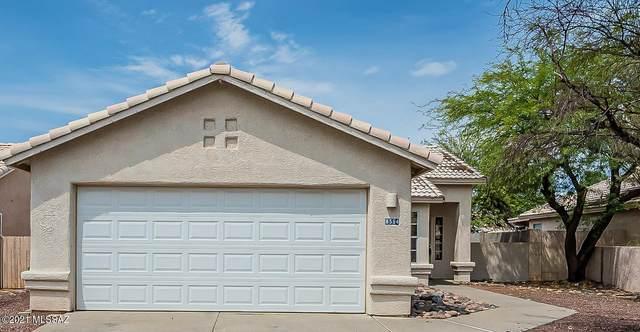 8594 N Cantora Way, Tucson, AZ 85743 (#22118408) :: Tucson Real Estate Group