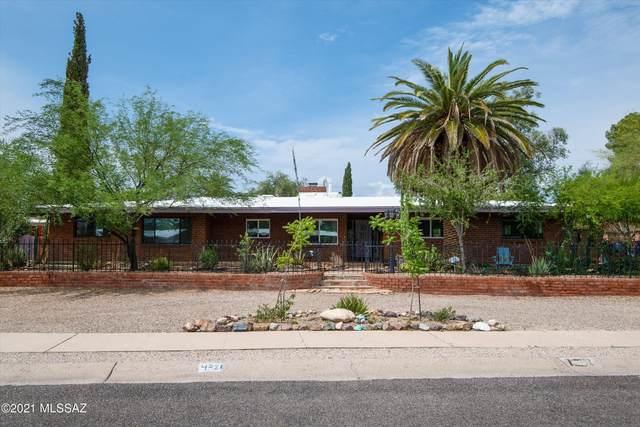 4321 E 7Th Street, Tucson, AZ 85711 (#22118409) :: The Local Real Estate Group | Realty Executives