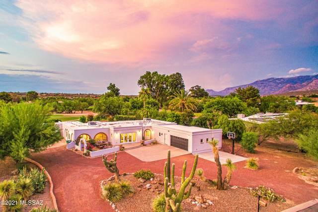 80 W Greenock Drive, Oro Valley, AZ 85737 (#22118414) :: Gateway Partners International