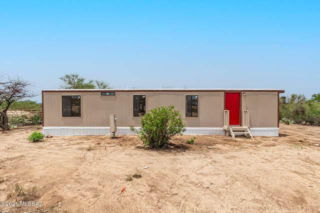 11357 S Cherokee Lane, Tucson, AZ 85736 (#22118415) :: Luxury Group - Realty Executives Arizona Properties