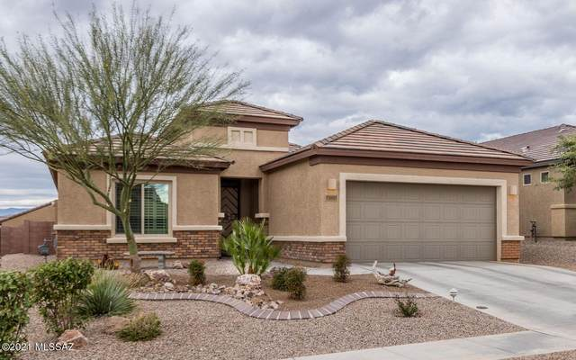 13995 E Huppenthal Boulevard, Vail, AZ 85641 (#22118429) :: Tucson Real Estate Group