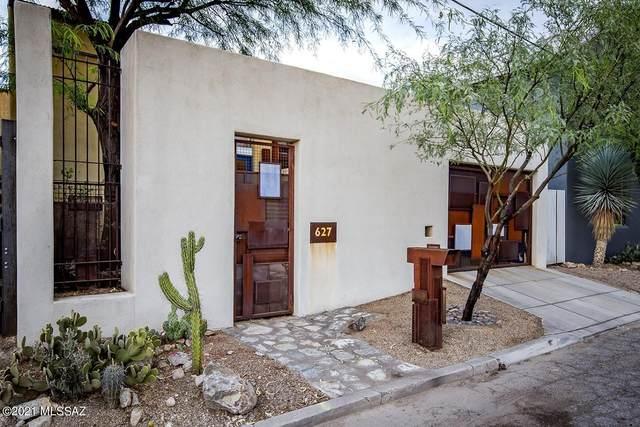 627 S 9Th Avenue, Tucson, AZ 85701 (#22118432) :: The Crown Team