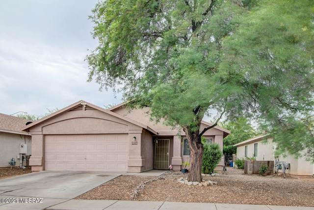 2272 S St Stephen Drive, Tucson, AZ 85713 (#22118452) :: The Local Real Estate Group | Realty Executives