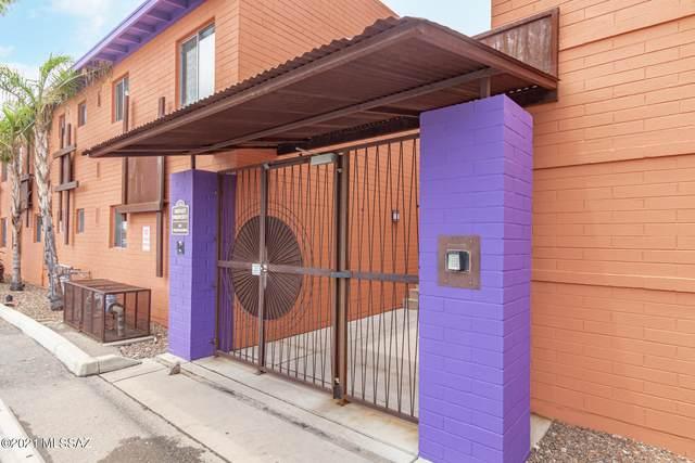 55 N Cherry Avenue #210, Tucson, AZ 85719 (#22118453) :: Tucson Real Estate Group