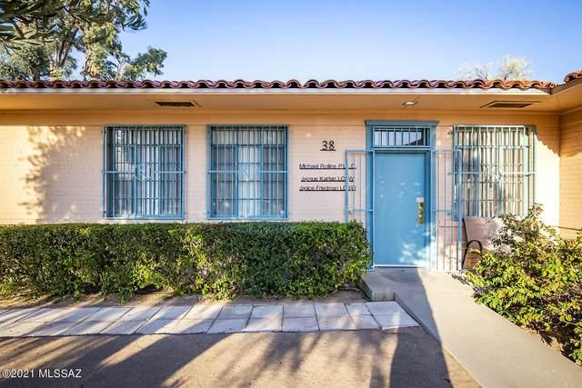 1601 N Tucson Boulevard, Tucson, AZ 85716 (#22118454) :: The Local Real Estate Group | Realty Executives