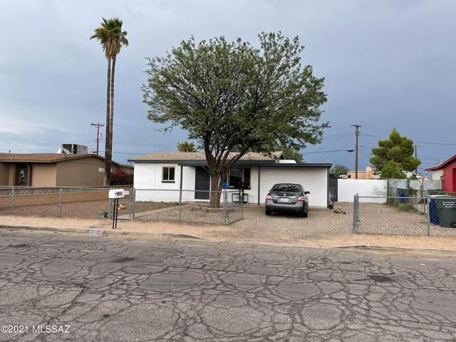 5263 S 9th Avenue, Tucson, AZ 85706 (#22118456) :: Tucson Real Estate Group