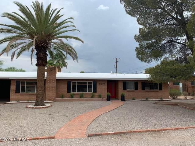 5649 E 7Th Street, Tucson, AZ 85711 (#22118466) :: Long Realty - The Vallee Gold Team