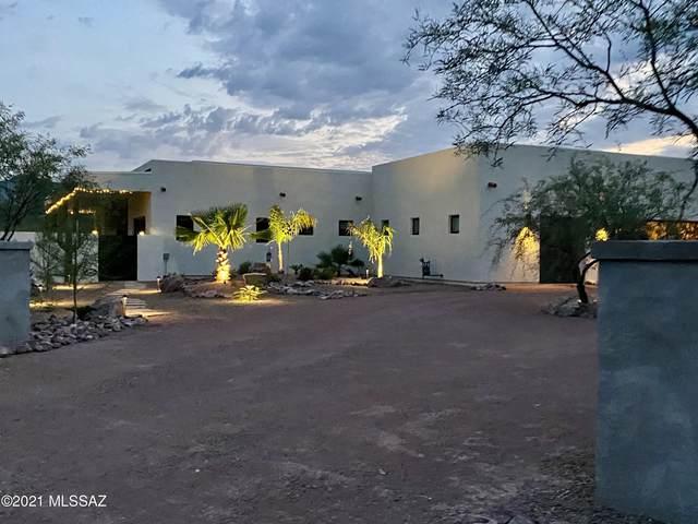 35 Circulo De Prado, Tubac, AZ 85646 (#22118467) :: Long Realty - The Vallee Gold Team