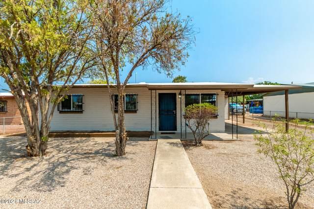 772 W Missouri Street, Tucson, AZ 85714 (#22118472) :: Long Realty - The Vallee Gold Team