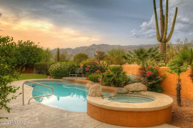 12525 E Fort Lowell Road, Tucson, AZ 85749 (#22118478) :: Long Realty - The Vallee Gold Team