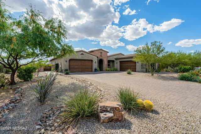 11781 N Luzon Court, Oro Valley, AZ 85737 (#22118481) :: Long Realty - The Vallee Gold Team