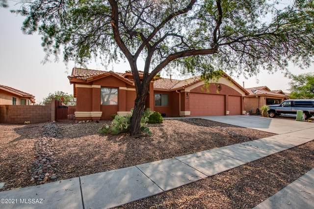 3414 S Sun Splash Drive, Tucson, AZ 85713 (#22118482) :: The Local Real Estate Group | Realty Executives