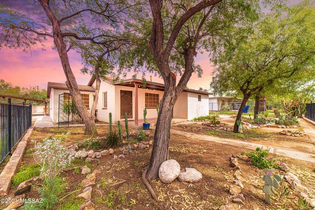 3744 N Fremont Avenue, Tucson, AZ 85719 (#22118495) :: Gateway Partners International