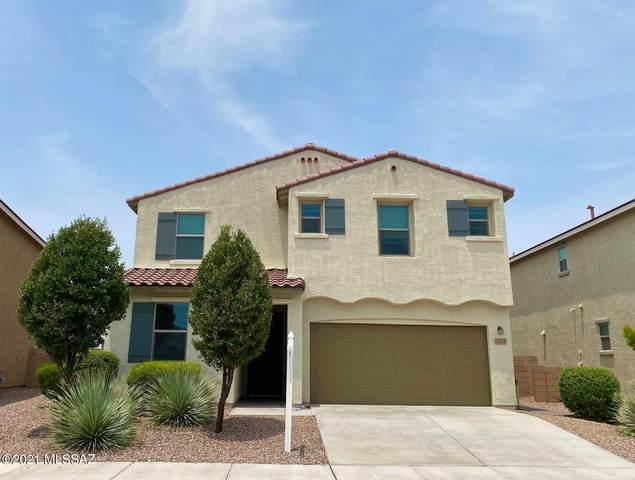 7234 S Paseo Monte Verde, Tucson, AZ 85756 (#22118506) :: The Crown Team