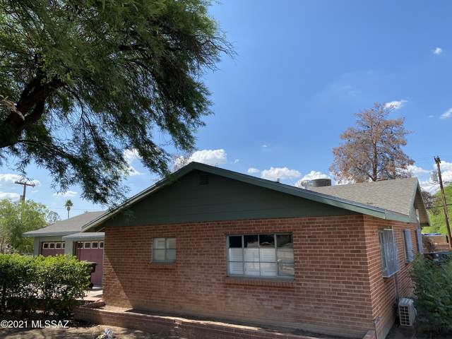 4713 E Scarlett Street, Tucson, AZ 85711 (#22118508) :: Long Realty - The Vallee Gold Team