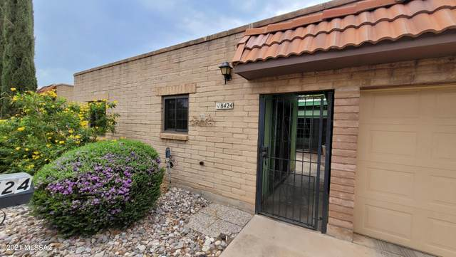 8424 E Brookside Lane, Tucson, AZ 85710 (#22118516) :: Long Realty - The Vallee Gold Team