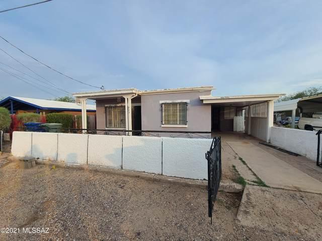 923 W Nearmont Drive, Tucson, AZ 85745 (#22118517) :: The Crown Team