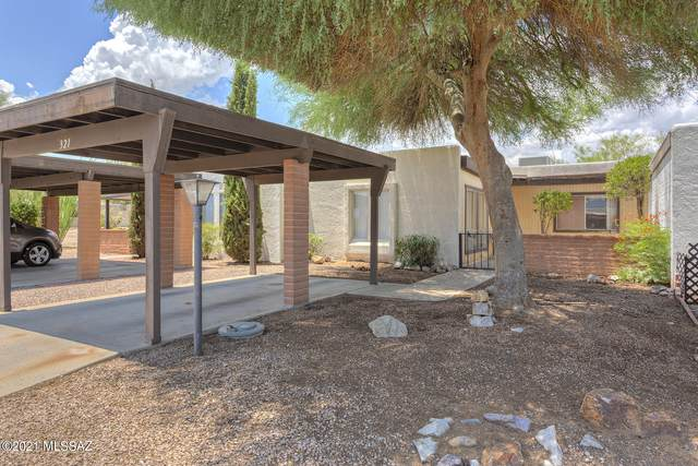 321 N Camino Del Vate, Green Valley, AZ 85614 (#22118521) :: Gateway Partners International