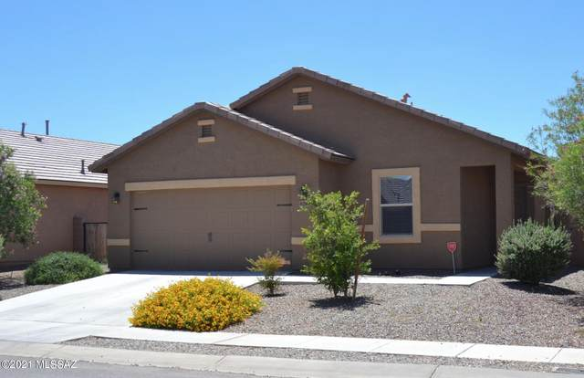 8299 W Green Kingfisher Lane, Tucson, AZ 85757 (#22118546) :: Long Realty - The Vallee Gold Team