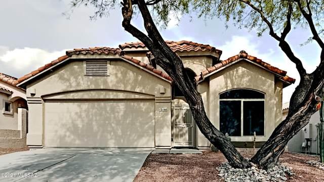 12188 N Kylene Canyon Drive, Oro Valley, AZ 85755 (#22118555) :: Luxury Group - Realty Executives Arizona Properties