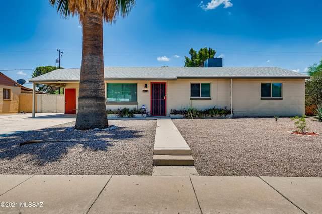 4818 E Edison Street, Tucson, AZ 85712 (#22118574) :: Keller Williams