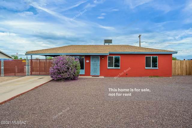 5733 E 31St Street, Tucson, AZ 85711 (#22118577) :: Kino Abrams brokered by Tierra Antigua Realty