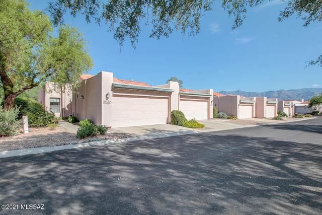 1907 N La Rienda Avenue, Tucson, AZ 85715 (#22118590) :: The Local Real Estate Group | Realty Executives