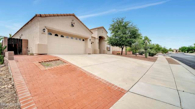 4977 N Louis River Way, Tucson, AZ 85718 (#22118606) :: Long Realty - The Vallee Gold Team