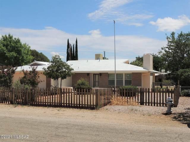 306 N Sage Street, Pearce, AZ 85625 (#22118609) :: Tucson Real Estate Group