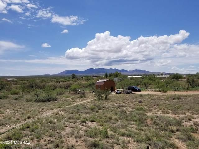 TBD W Cactus View Lane #0, Benson, AZ 85602 (MLS #22118612) :: My Home Group