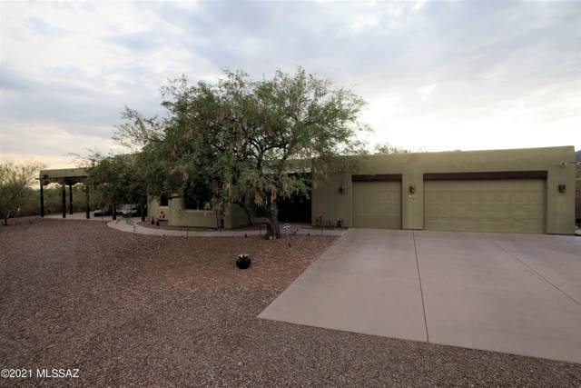 13605 N Como Drive, Tucson, AZ 85755 (#22118634) :: Long Realty - The Vallee Gold Team