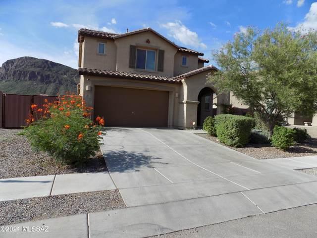 4312 W Beehive Peak Court, Tucson, AZ 85746 (#22118635) :: Gateway Partners International