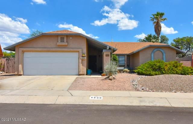 4809 W Candleberry Way, Tucson, AZ 85742 (#22118647) :: Long Realty Company