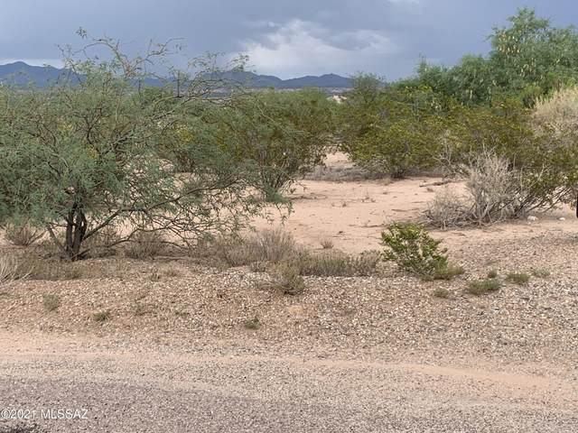 TBD Prickly Pear, Benson, AZ 85602 (MLS #22118657) :: My Home Group