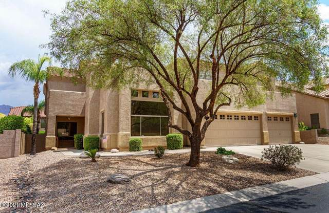 7819 E Whileaway Place, Tucson, AZ 85750 (#22118664) :: The Local Real Estate Group | Realty Executives