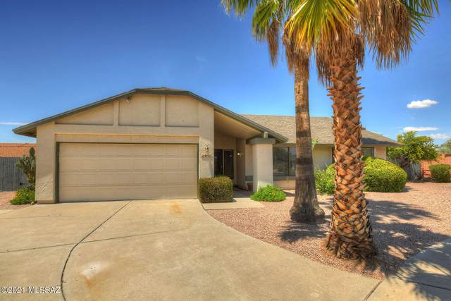 9741 N Clela Place, Oro Valley, AZ 85737 (#22118681) :: The Crown Team