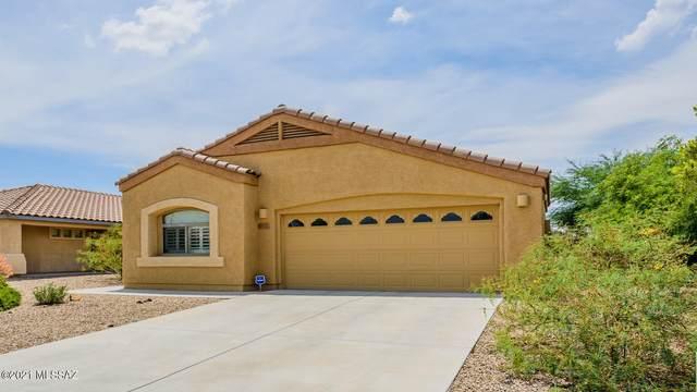 11063 W Coppertail Drive, Marana, AZ 85653 (#22118707) :: Long Realty - The Vallee Gold Team