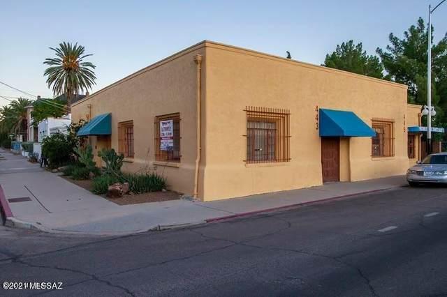 443 S Stone Avenue, Tucson, AZ 85701 (#22118718) :: The Local Real Estate Group | Realty Executives