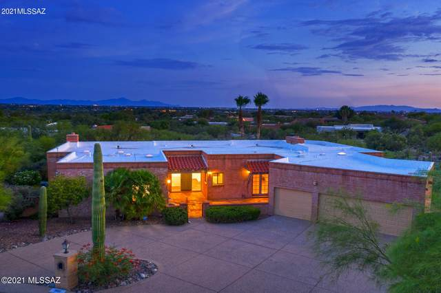 3801 N Crestwood Place, Tucson, AZ 85750 (#22118719) :: Long Realty - The Vallee Gold Team