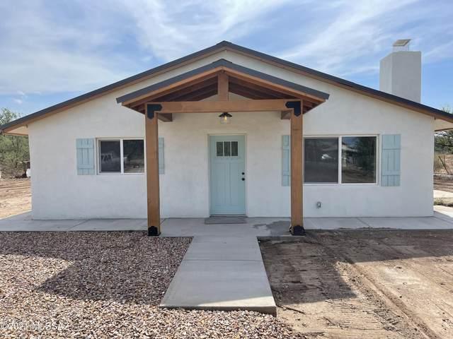 1371 N Old Pomerene Road, Benson, AZ 85602 (MLS #22118722) :: My Home Group