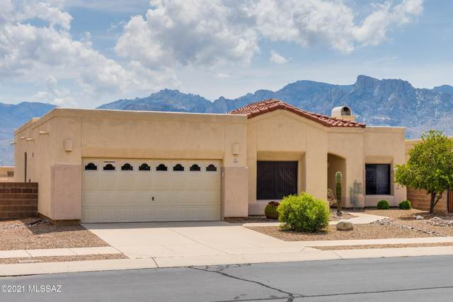 11702 N Pyramid Point Drive, Tucson, AZ 85737 (#22118731) :: Long Realty - The Vallee Gold Team