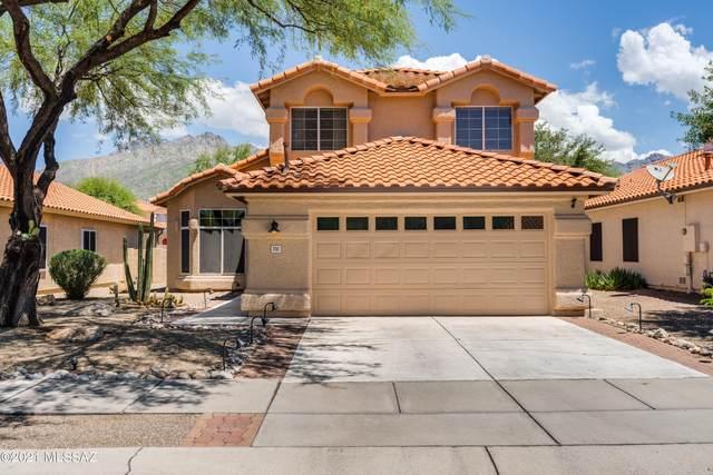 7737 E Elk Creek Road, Tucson, AZ 85750 (#22118739) :: Tucson Real Estate Group
