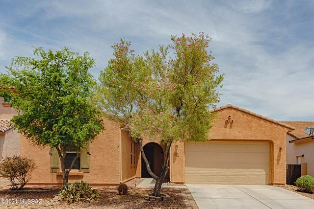 662 W Camino Curvitas, Sahuarita, AZ 85629 (#22118749) :: Long Realty - The Vallee Gold Team