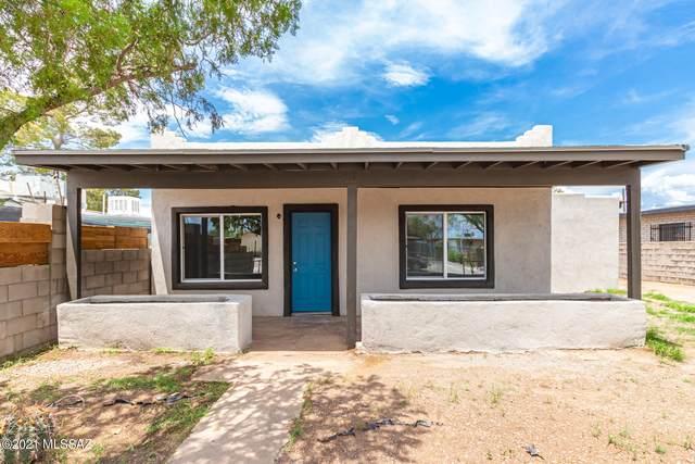 831 E 34Th Street, Tucson, AZ 85713 (#22118775) :: Gateway Partners International