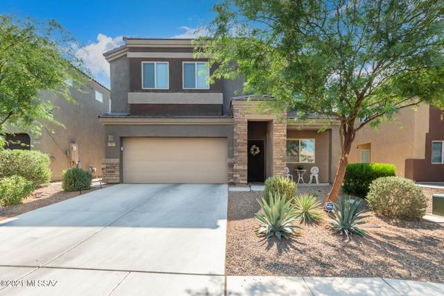 10367 S Keegan Avenue, Vail, AZ 85641 (#22118779) :: Long Realty Company