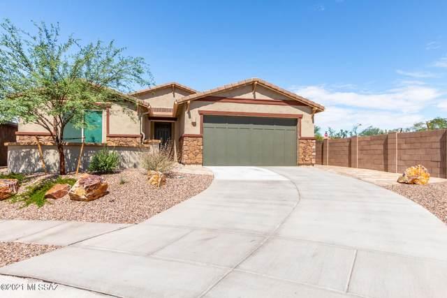 710 E Silver Canyon Place, Tucson, AZ 85737 (#22118782) :: Tucson Real Estate Group