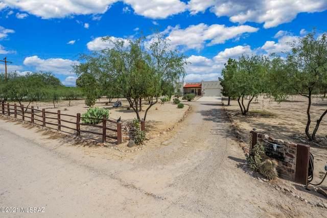 1210 E Morris Lane, Benson, AZ 85602 (MLS #22118784) :: My Home Group