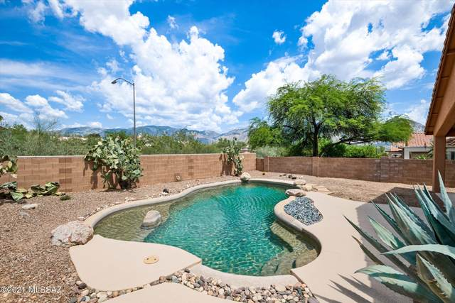 12334 N New Dawn Avenue, Oro Valley, AZ 85755 (#22118785) :: Long Realty - The Vallee Gold Team