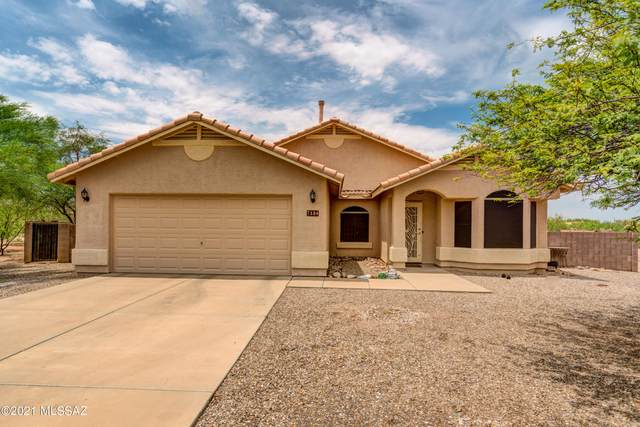 7184 W Cherry Tree Place, Tucson, AZ 85757 (#22118787) :: Long Realty - The Vallee Gold Team